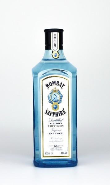 Bombay Sapphire London Dry Gin 40% 0,7 L