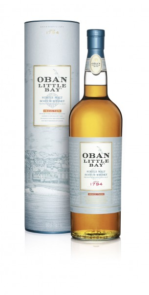 Oban Little Bay Single Malt Whisky 43% vol. 0,70l