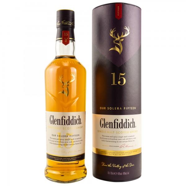 Glenfiddich 15 Jahre 40% 0,7L
