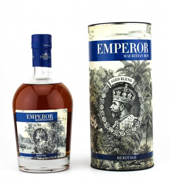 Emperor Mauritian Heritage Rum 40% 0,7L