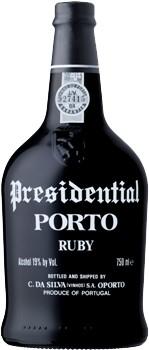 Presidential Porto Ruby 19% 0,75 L