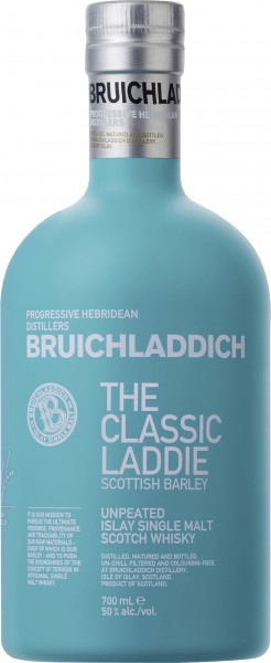 Bruichladdich Scottish Barley The Classic Laddie 50.0% 0,7l