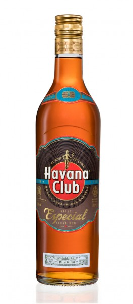 Havana Club Rum Anejo Especial 40% 0,7L