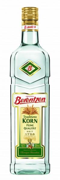 Berentzen Traditions Korn 32,0 % vol 0,7l