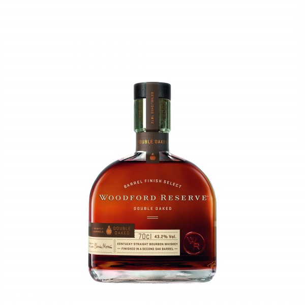Woodford Reserve Double Oaked Bourbon Whiskey 43,2% 0,7l