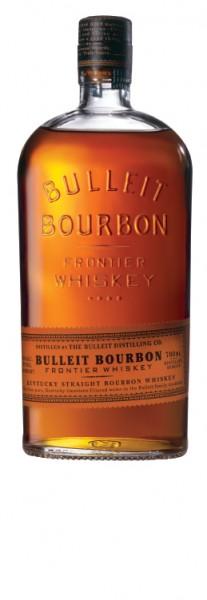 BULLEIT BOURBON FRONTIER WHISKEY 45% 0,7L