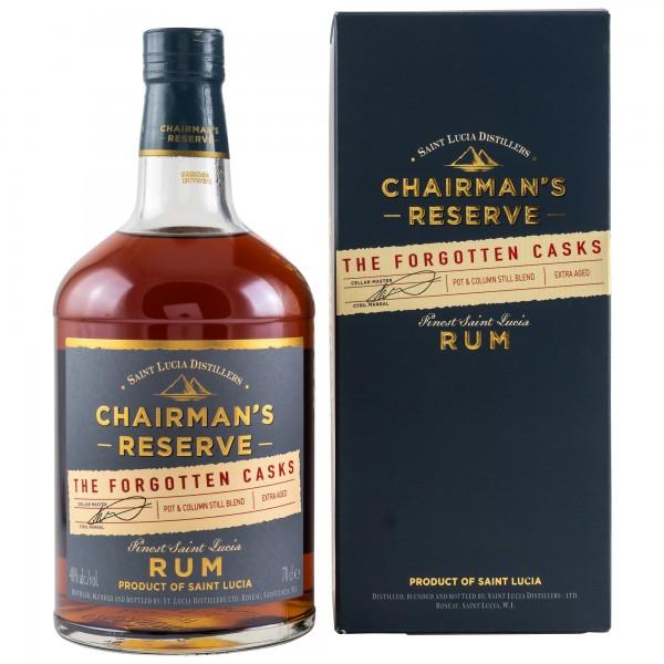Chairman's Reserve The forgotten Cask 0,7 L 40%