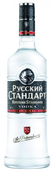 Russian Standard Orginal Vodka 40% 0,7l