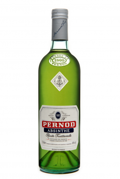 Pernod Absinthe Superieure 68% 0,7l