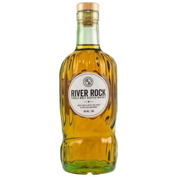 River Rock Single Malt Whisky 0,7 L 40%