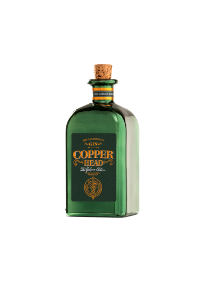 Copperhead Gin The Gibson Edition 40% 0,5 L