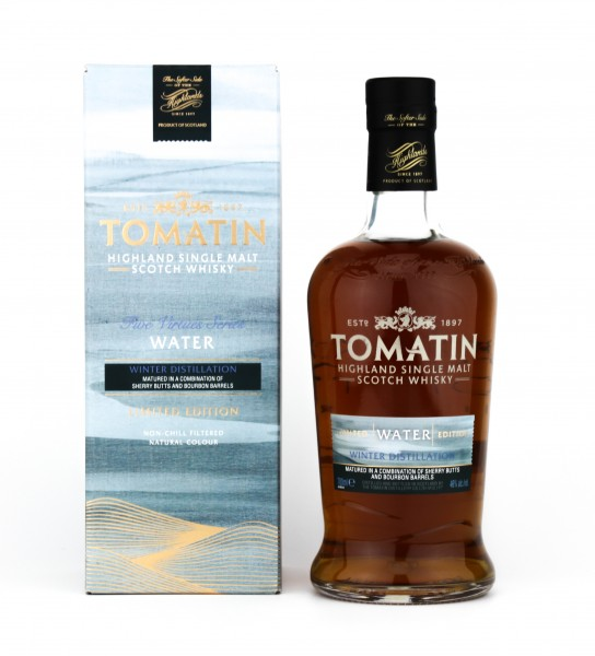 Tomatin Five Virtues Water 46% 0,7L