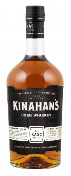 Kinahans Kasc Project Irish Whiskey 43% 0,7L