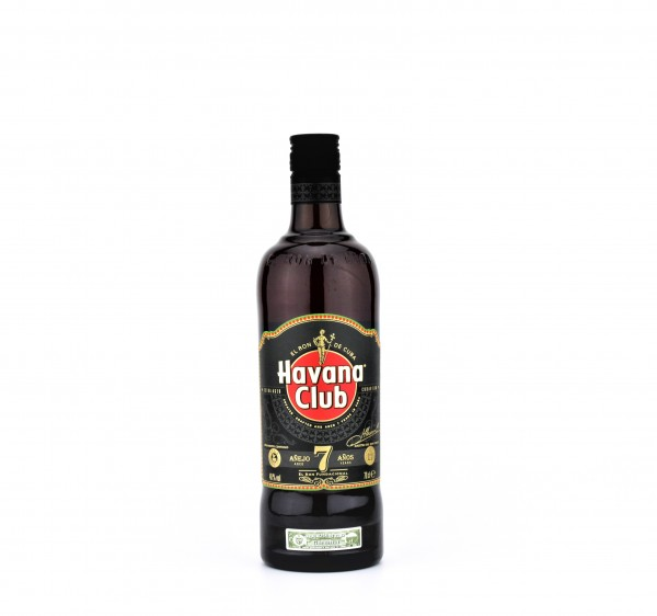 Havana Club Rum 7 Jahre 40% 0,7 L