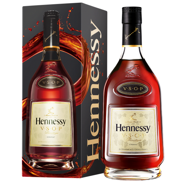 Hennessy VSOP Cognac 40% 0,7l