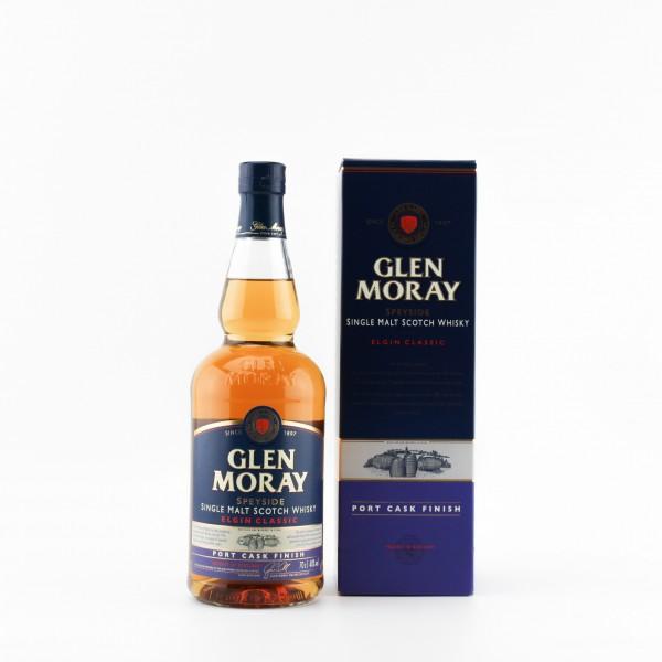 Glen Moray Classic Port Cask Speyside Whisky 40% 0,7 L