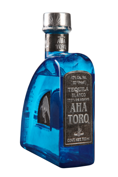 Aha Toro Blanco Tequila 40% vol. 0,70l
