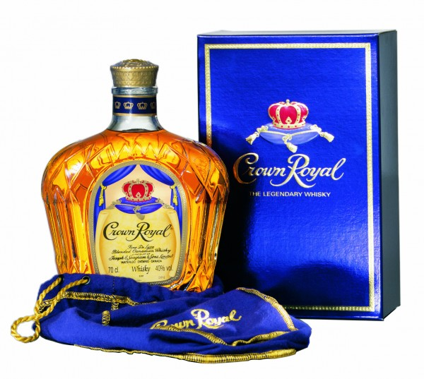 Crown Royal Canadian Whisky 40% 0,7L