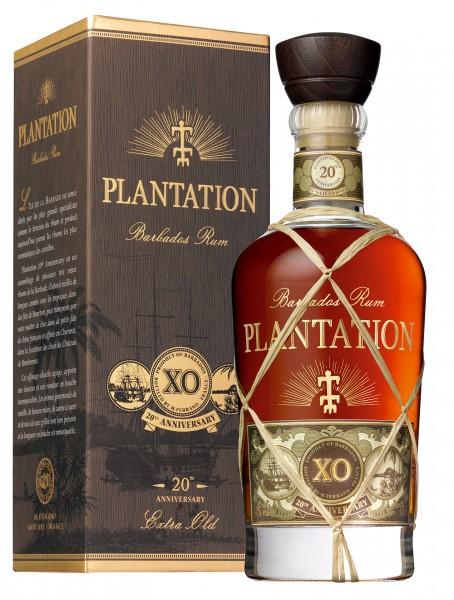 Plantation Rum Barbados XO 20th Anniversary Rum 40% 0,7L