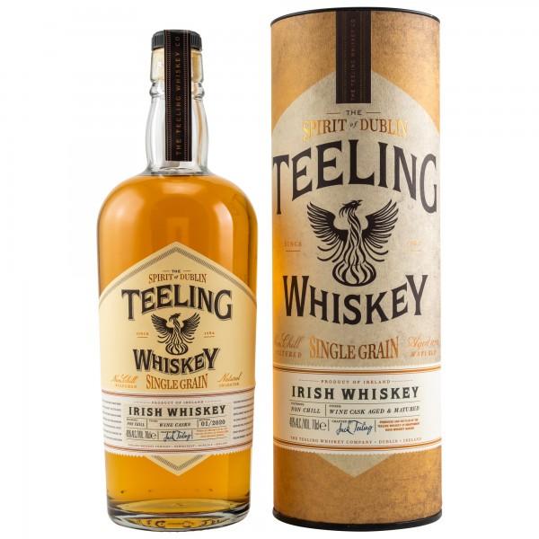 Teeling Single Grain Whiskey 46% 0,7L