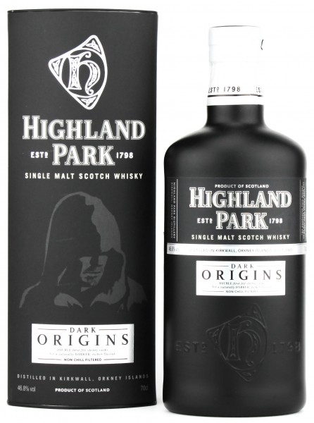 Highland Park Dark Origins 46,8% 0,7L