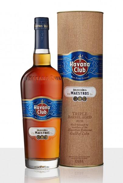 Havana Club Rum Seleccion De Maestros 45% 0,7L