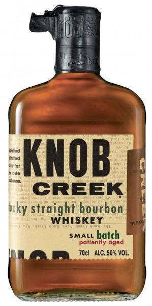 Knob Creek Premium Bourbon Whiskey 50% 0,7L