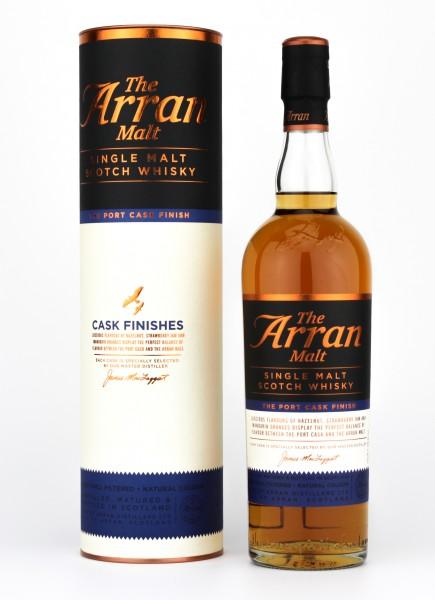 Arran Port Cask Finish 50% 0,7L