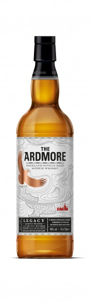 The Ardmore Legacy Single Malt Whisky 40% vol. 0,70l