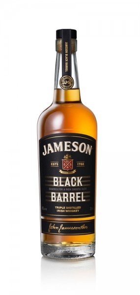 JAMESON BLACK BARREL IRISH WHISKEY 40% 0,7L