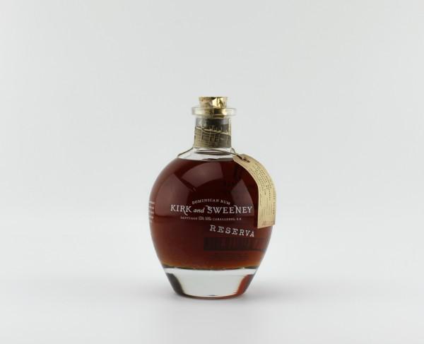Kirk & Sweeney Reserva Rum 40% 0,7L