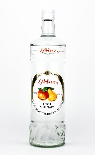 Prinz Obst Schnaps 40% 1,0l