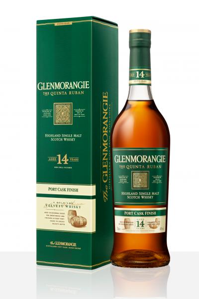 Glenmorangie Quinta Ruban 14 Jahre 46% 0,7l